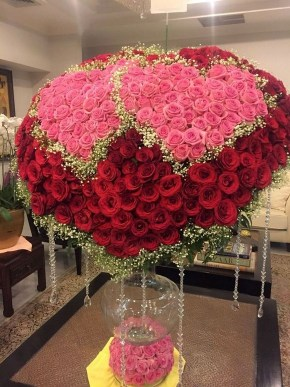 50 Romantic Valentines Flowers You Need to See 29