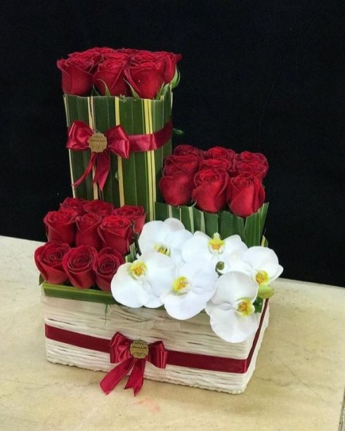 50 Romantic Valentines Flowers You Need to See 33