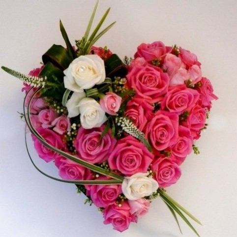 50 Romantic Valentines Flowers You Need to See 47