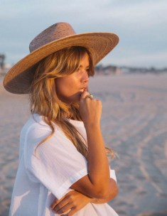 50 Ways to Protect Your Skin From The Sun With Stylish Hats 05