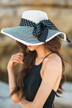 50 Ways to Protect Your Skin From The Sun With Stylish Hats 17