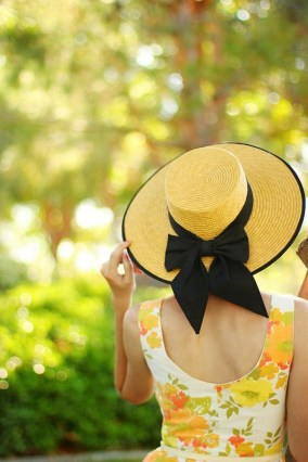 50 Ways to Protect Your Skin From The Sun With Stylish Hats 32