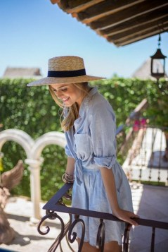 50 Ways to Protect Your Skin From The Sun With Stylish Hats 49