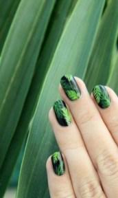 53 Ideas Fresh New Look Tropical Nail Designs 26