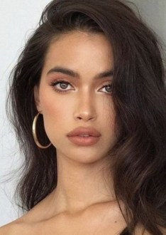 60 Lovely Makeup For Valentines Day Look Ideas 17