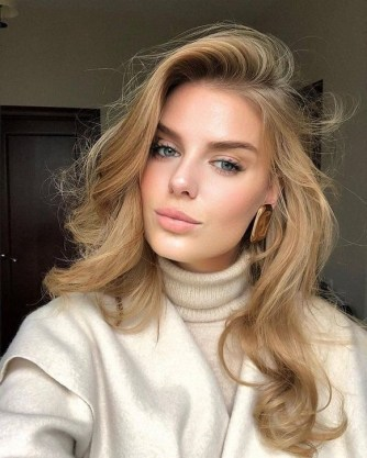 60 Lovely Makeup For Valentines Day Look Ideas 29