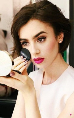 60 Lovely Makeup For Valentines Day Look Ideas 33