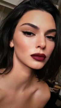 60 Lovely Makeup For Valentines Day Look Ideas 38
