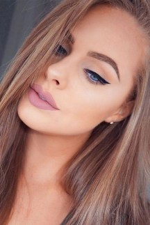 60 Lovely Makeup For Valentines Day Look Ideas 42