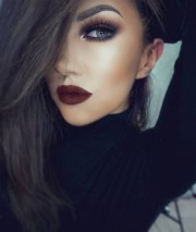 60 Lovely Makeup For Valentines Day Look Ideas 46
