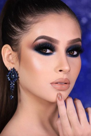 60 Lovely Makeup For Valentines Day Look Ideas 50