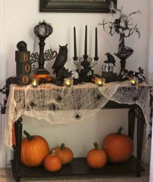 60 Nice Home Decor to Make Your House Stand Out This Halloween 11