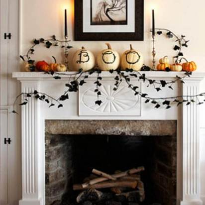 60 Nice Home Decor to Make Your House Stand Out This Halloween 12