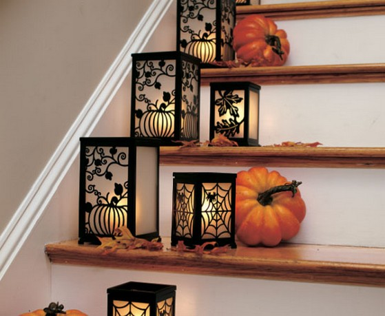 60 Nice Home Decor to Make Your House Stand Out This Halloween 39
