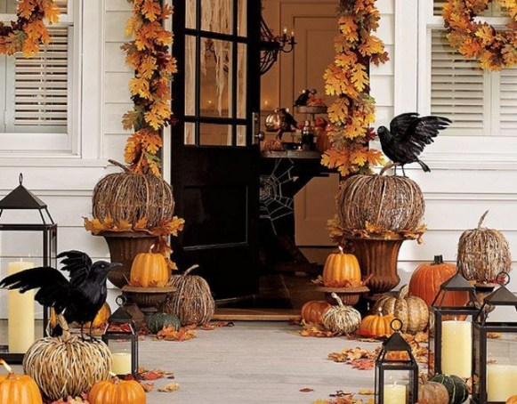 60 Nice Home Decor to Make Your House Stand Out This Halloween 47