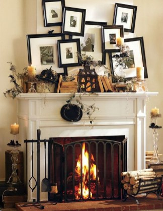 60 Nice Home Decor to Make Your House Stand Out This Halloween 49