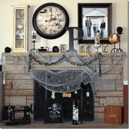 60 Nice Home Decor to Make Your House Stand Out This Halloween 59