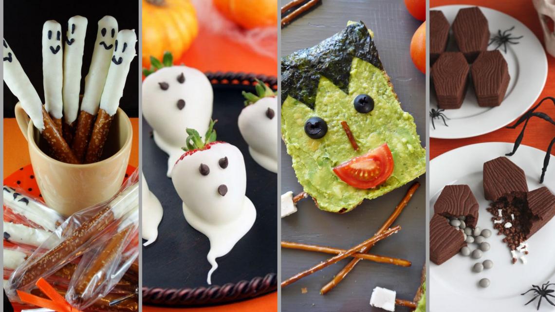 50 Cute Halloween Food Ideas 60