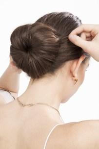 50 Stunning Classy Clean Bun Hairstyles Ideas 22