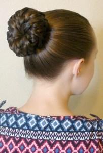50 Stunning Classy Clean Bun Hairstyles Ideas 32