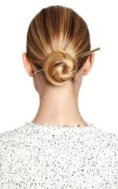 50 Stunning Classy Clean Bun Hairstyles Ideas 44