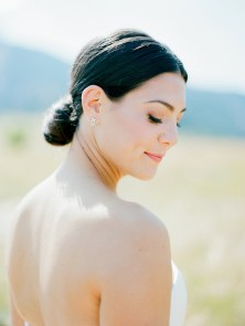 50 Stunning Classy Clean Bun Hairstyles Ideas 55