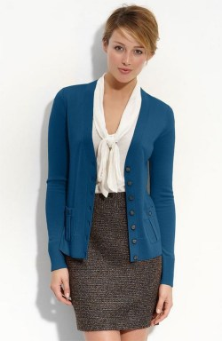 60 Stylish Cardigan Outfit Inspiration for Work 16