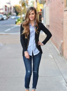 60 Stylish Cardigan Outfit Inspiration for Work 25