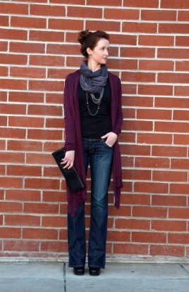 60 Stylish Cardigan Outfit Inspiration for Work 49