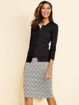 60 Stylish Cardigan Outfit Inspiration for Work 59