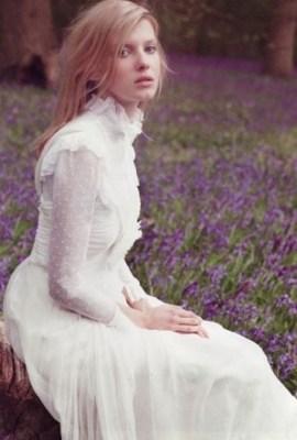 60 Victorian Styles Neckline for Wedding Dress Ideas 17