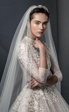 60 Victorian Styles Neckline for Wedding Dress Ideas 28