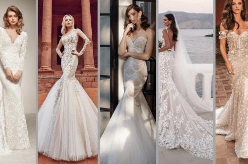 80 Beautiful Mermaid Wedding Dress Ideas For Brides