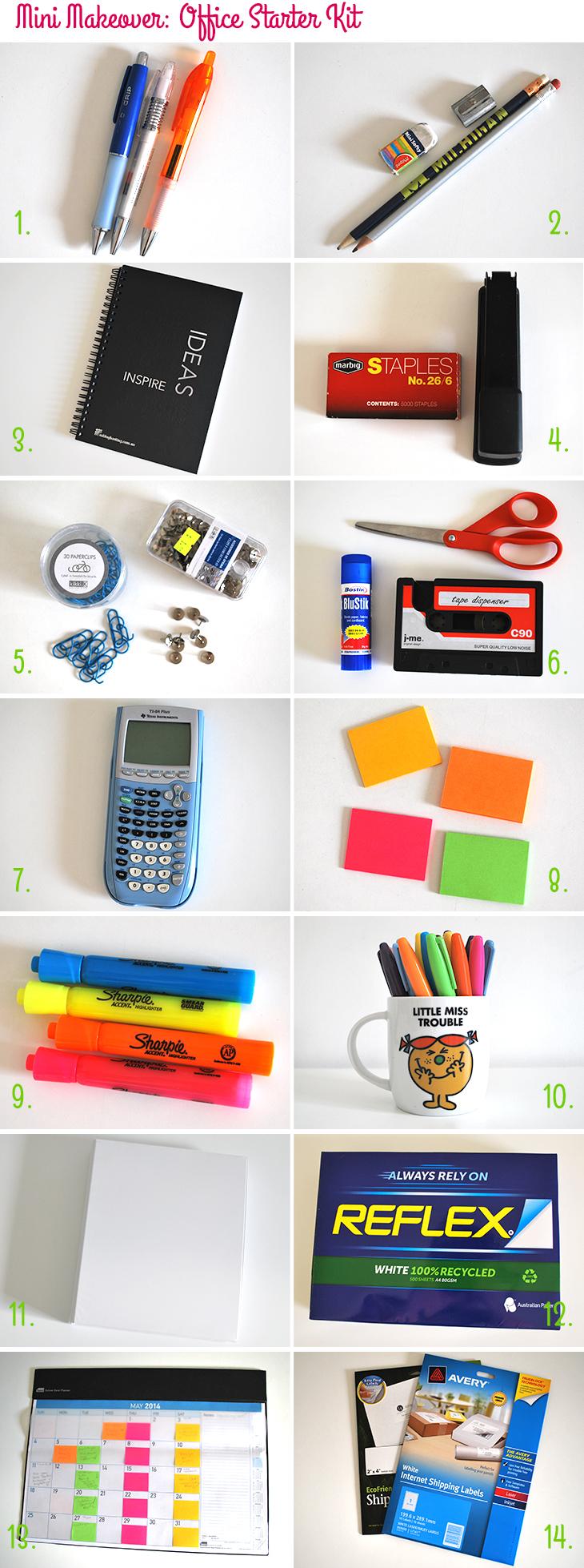 Office Starter : office, starter, Makeover:, Office, Starter, Style, Happy