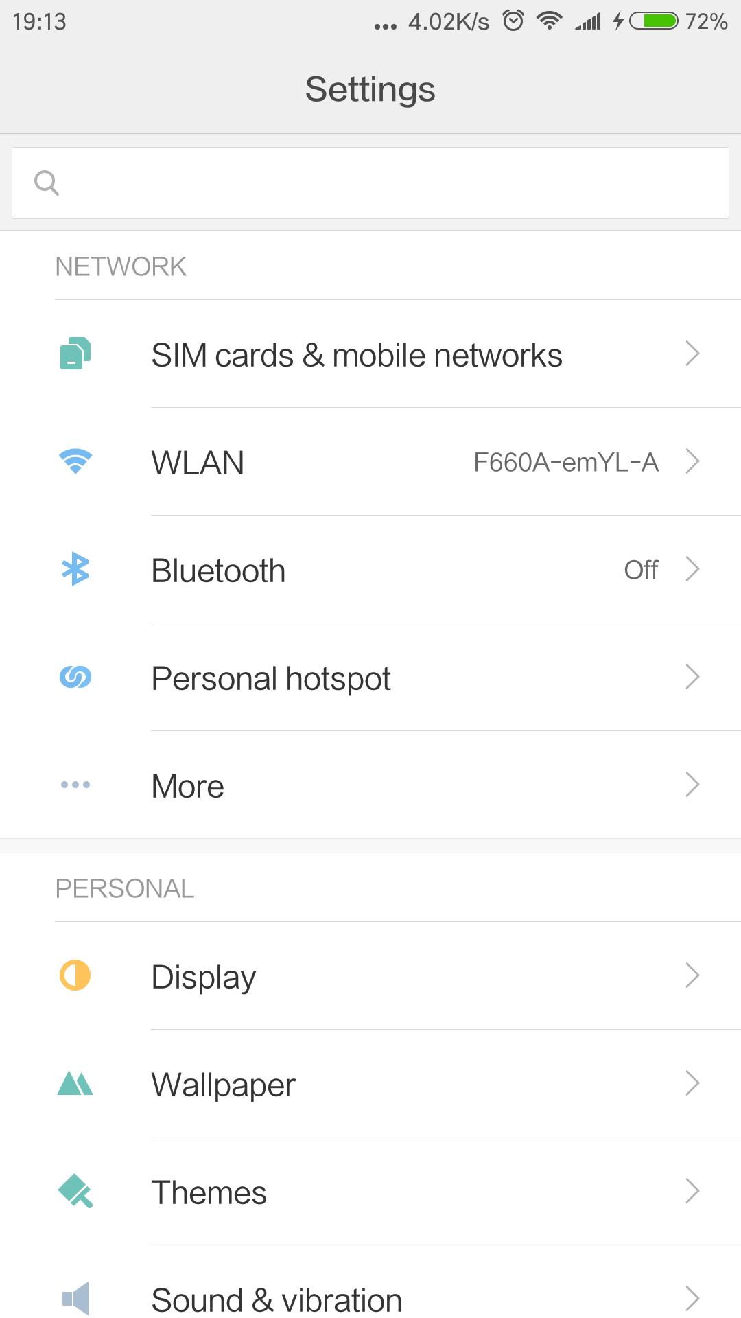 Xiaomi redmi note3 pro カーネルを書き換えてみた