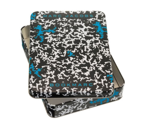Bookmarc pencil case by Marc Jacobs