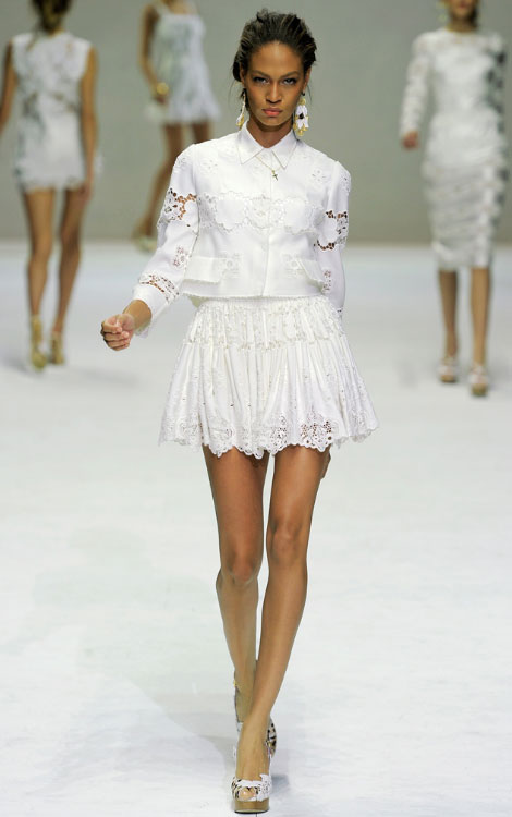 Dolce Gabbana Summer 2011 collection