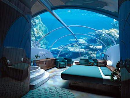 Underwater Hotel Fiji Room