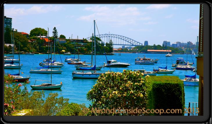 Sydney Harbour bridge photography