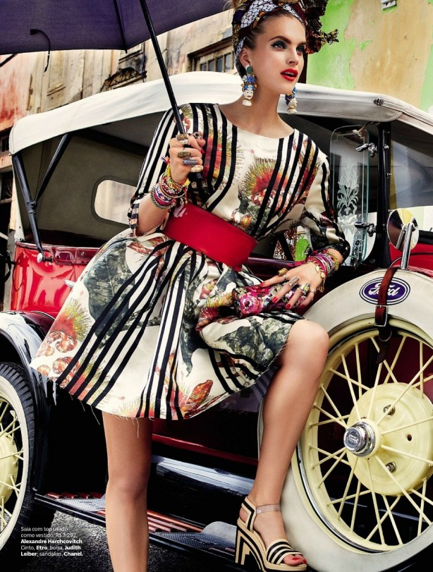 african inspired fashion editorials