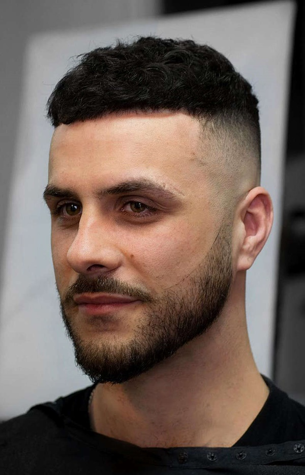 Outstanding High And Tight Haircut For Men