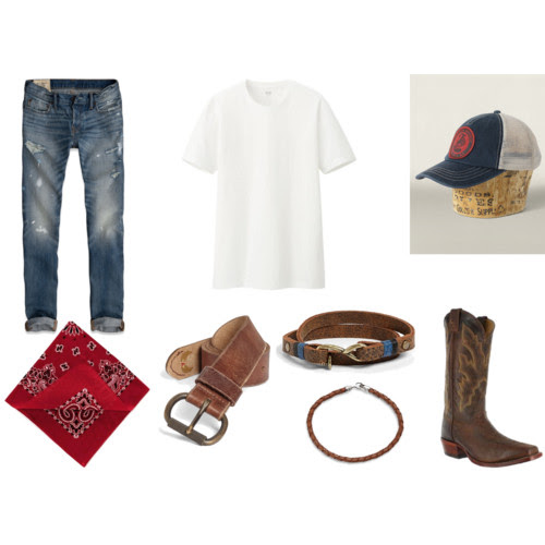 country music festival style