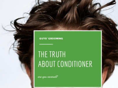 Real Talk: Do Guys Need to Use Conditioner?