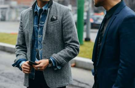 How to Wear a Denim Jacket: Guys' Outfit Ideas