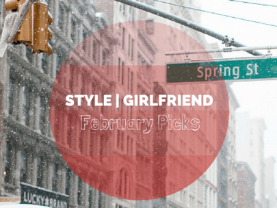 SG's Picks of the Month for February 2015