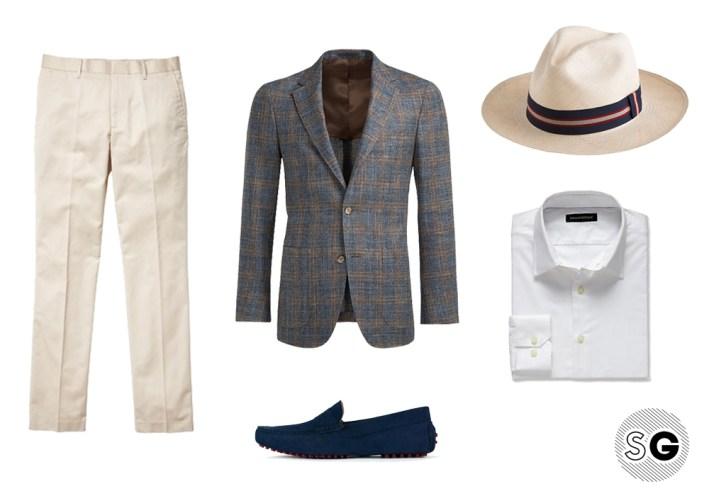 panama hat, men's style, men's hat, wear it well, summer style