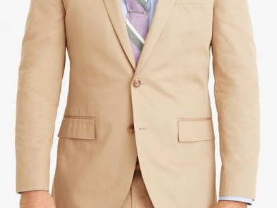 The Guy's Guide to Wearing Cool Khaki