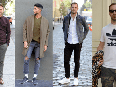 Office Style: The Guys of ASOS