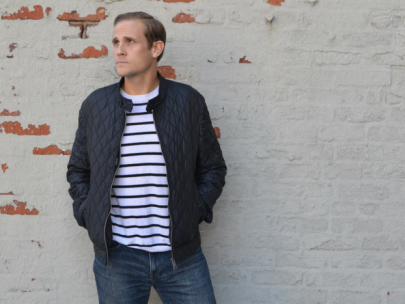 What He Wore: Matt Scanlan of Naadam Cashmere