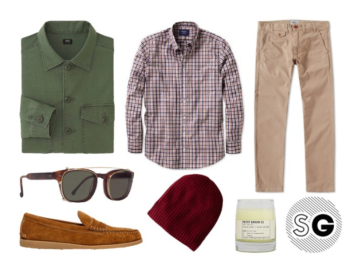 work shirt, overshirt, casual, layers, spring, charles tyrwhitt, barbour, steven alan